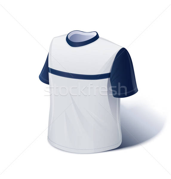 T-shirt. Sports wear. Stock photo © Aleksangel