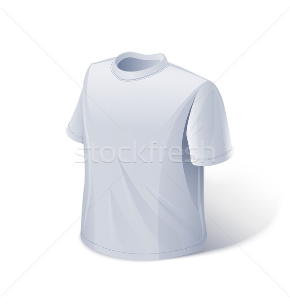 T-shirt. Sports wear. Stock photo © Aleksangel