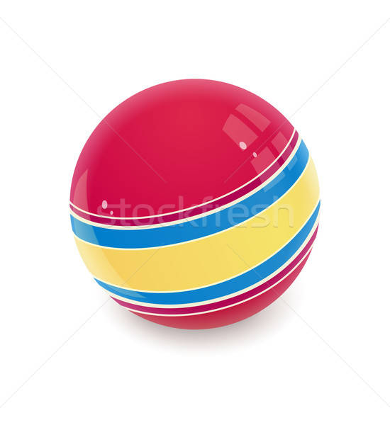 Ball. Childs toy. Stock photo © Aleksangel