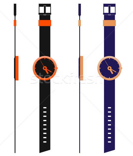 modern watches template Stock photo © alekup