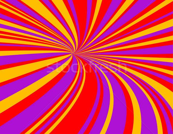 Snelheid tunnel computer textuur internet ontwerp Stockfoto © alekup