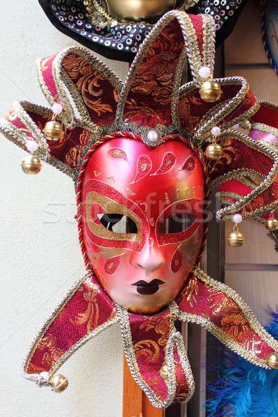 Venetian carnival mask Stock photo © alessandro0770