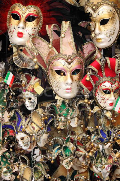 Venetian carnival masks Stock photo © alessandro0770