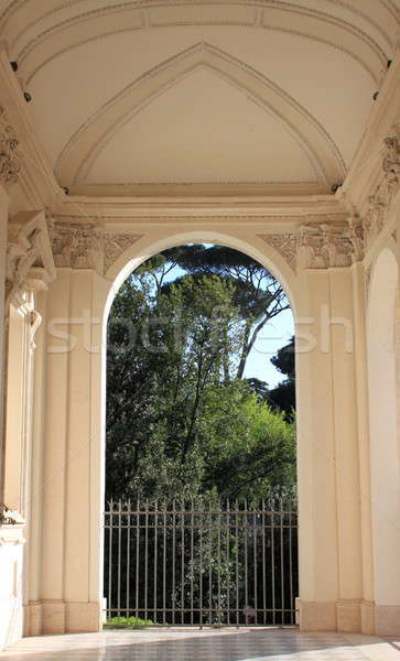 Renaissance porch Stock photo © alessandro0770