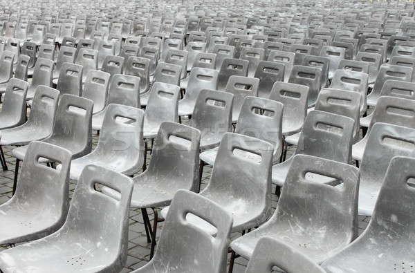 Empty theater Stock photo © alessandro0770