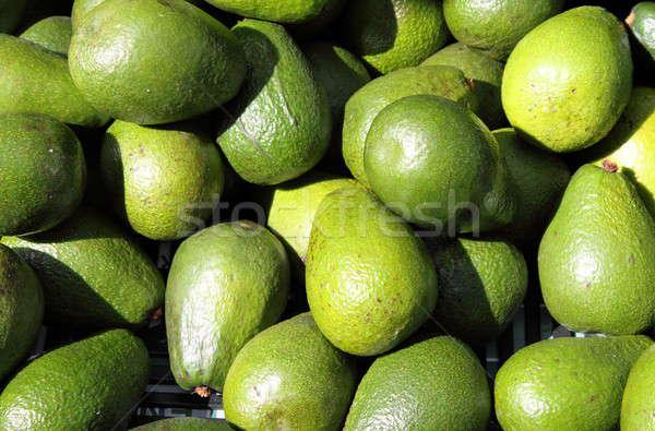 Avocado pears Stock photo © alessandro0770