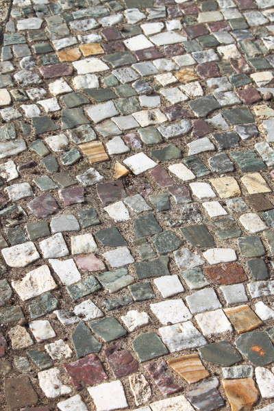 Ancient roman mosaic Stock photo © alessandro0770