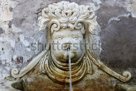 Renaissance fountain Stock photo © alessandro0770