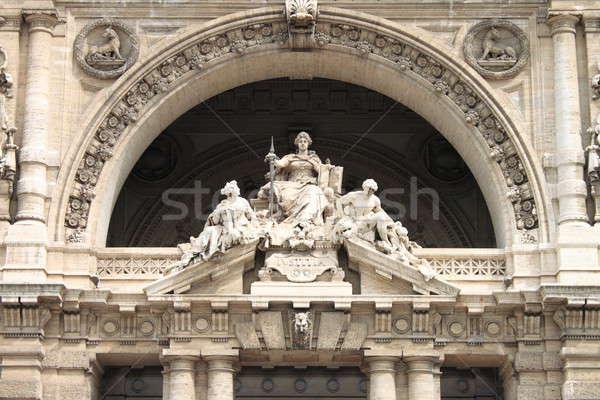 Justice Goddess Stock photo © alessandro0770