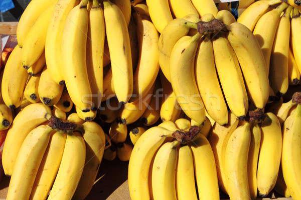 Bananas Stock photo © alessandro0770