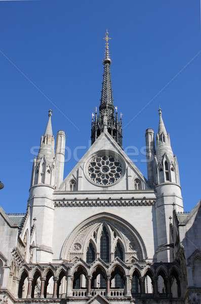 ロイヤル 裁判所 正義 ロンドン 市 ストックフォト © alessandro0770