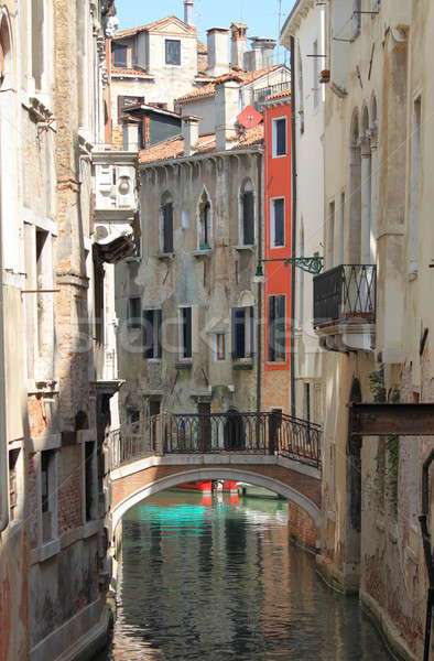 Urban scenic of Venice Stock photo © alessandro0770