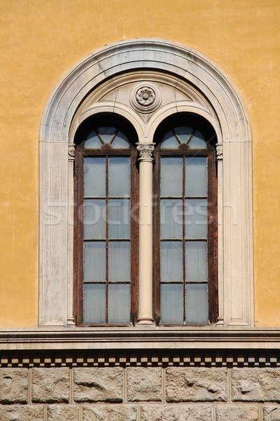 Renaissance window Stock photo © alessandro0770