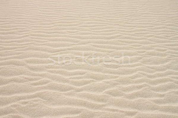 Stockfoto: Zand · patroon · abstract · natuur · landschap · ontwerp