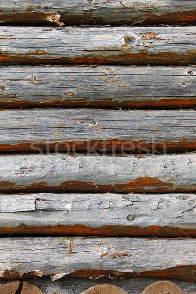 Wood fence Stock photo © alessandro0770