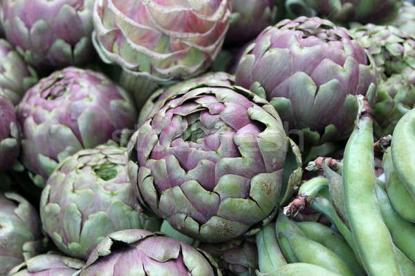 Artichokes Stock photo © alessandro0770