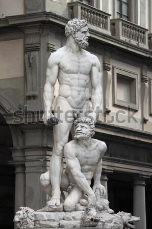 子供 像 ウイーン オーストリア 裸 芸術 ストックフォト © alessandro0770