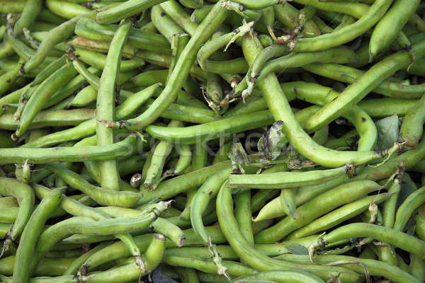 Fava beans Stock photo © alessandro0770