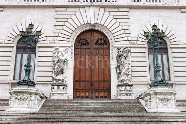 The Italian Parliament Stock photo © alessandro0770