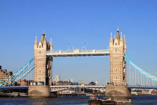 Tower Bridge in London Stock photo © alessandro0770