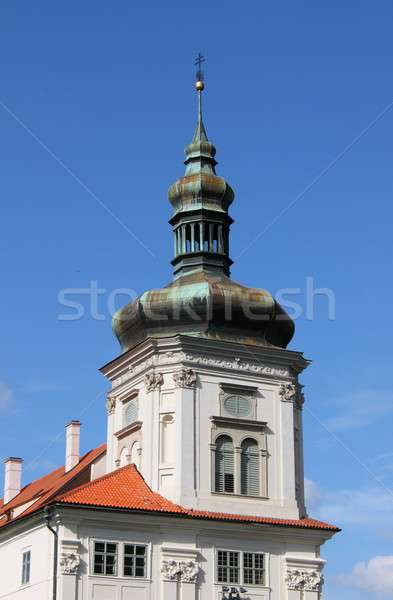 Jesuit College tower, Kutna Hora Stock photo © alessandro0770