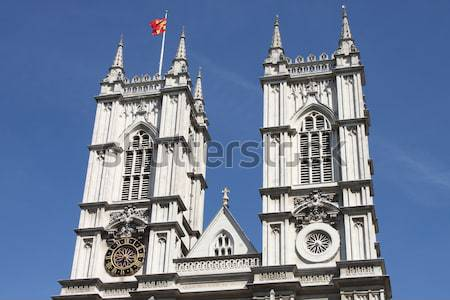Westminster Abbey towers Stock photo © alessandro0770