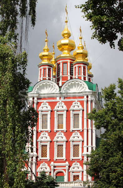 Novodevichy Monastery Stock photo © alessandro0770