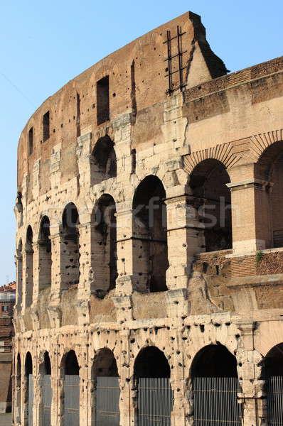 Колизей Рим подробный мнение Италия здании Сток-фото © alessandro0770