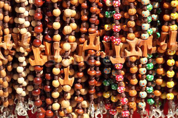 Kolorowy sieczka krzyż zakupy sztuki kolor Zdjęcia stock © alessandro0770