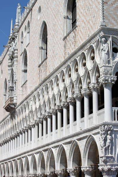 Doge Palace in Venice Stock photo © alessandro0770