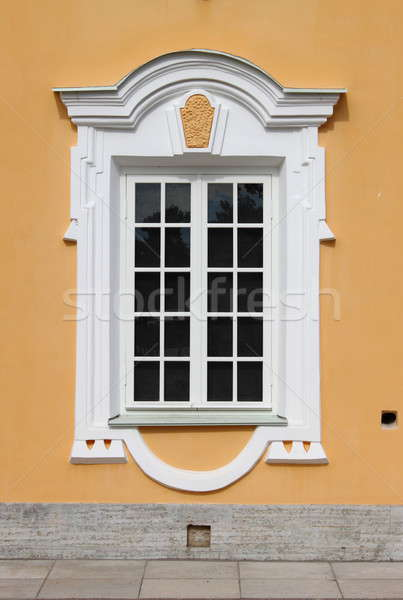 Renaissance window Stock photo © alessandro0770