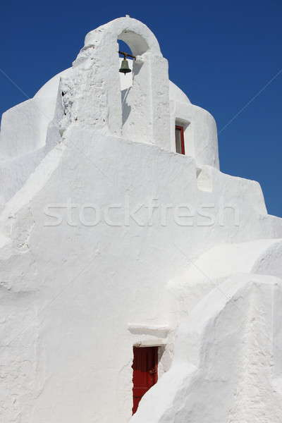 Paraportiani church in Mykonos Stock photo © alessandro0770