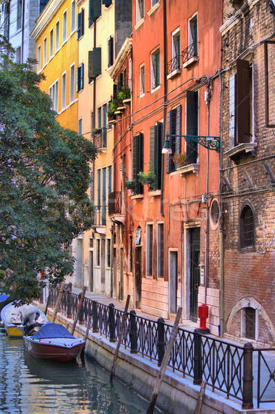 Urban scenic of Venice - HDR Stock photo © alessandro0770