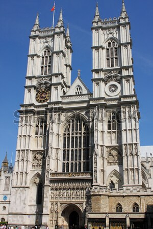 Westminster Abbey Stock photo © alessandro0770