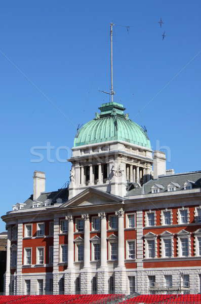 Eski Bina Londra ofis şehir at Stok fotoğraf © alessandro0770