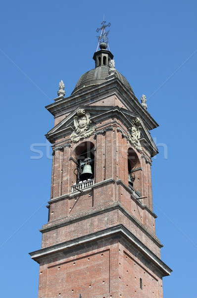 Belfry of Monza cathedral, Italy Stock photo © alessandro0770
