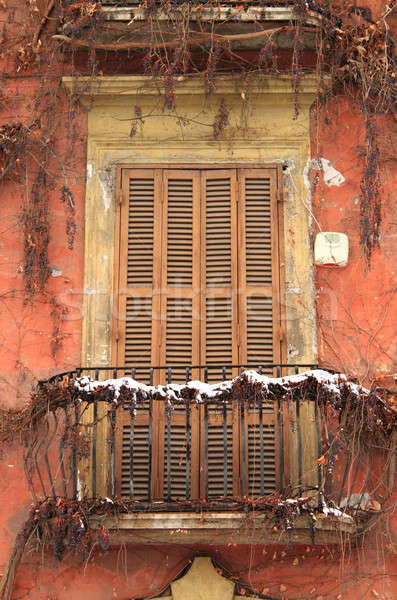 Closed for winter Stock photo © alessandro0770