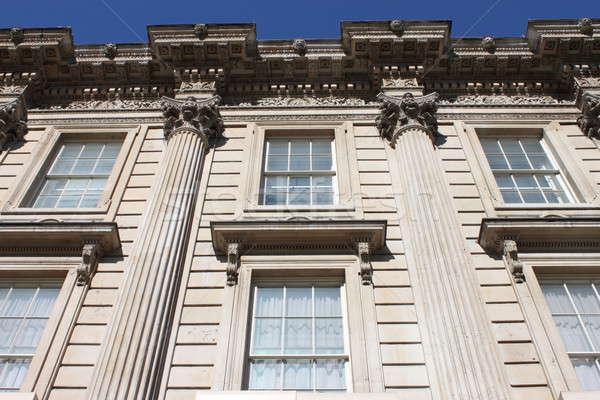 Whitehall building facade Stock photo © alessandro0770