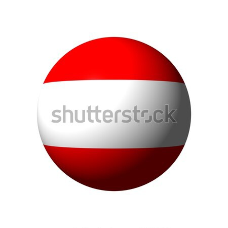球 フラグ ラトビア 公式 国家 ボール ストックフォト © alessandro0770