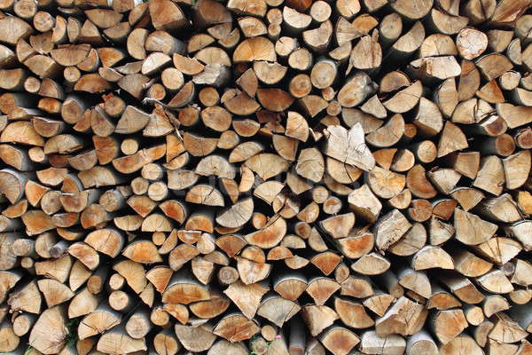 Firewood Stock photo © alessandro0770