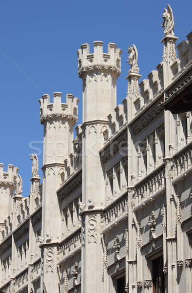 City Hall building in Palma de Mallorca Stock photo © alessandro0770