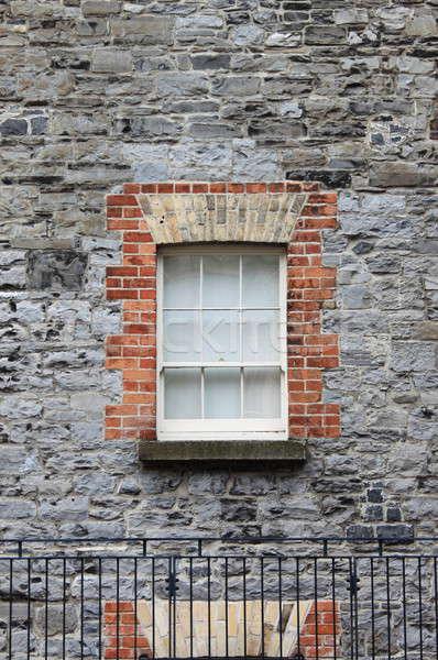 Squared window Stock photo © alessandro0770