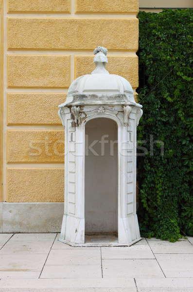 Sentry box Stock photo © alessandro0770