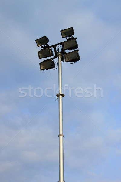 Little stadium lights Stock photo © alessandro0770
