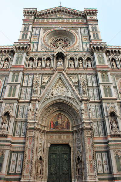 Florence cathedral Stock photo © alessandro0770