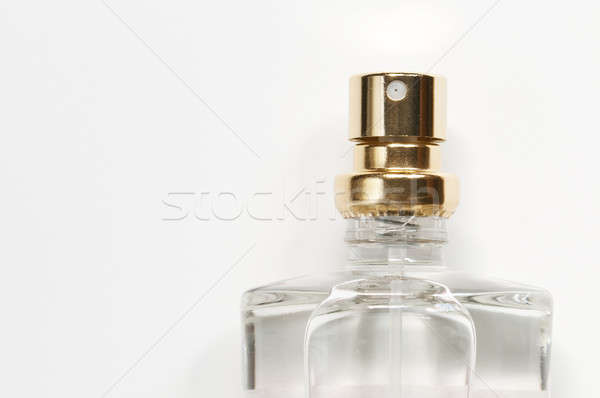 Closeup of a cosmetic spray nozzle Stock photo © AlessandroZocc