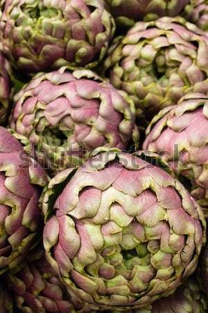 世界中 多年生植物 食用 緑 調理 野菜 ストックフォト © AlessandroZocc