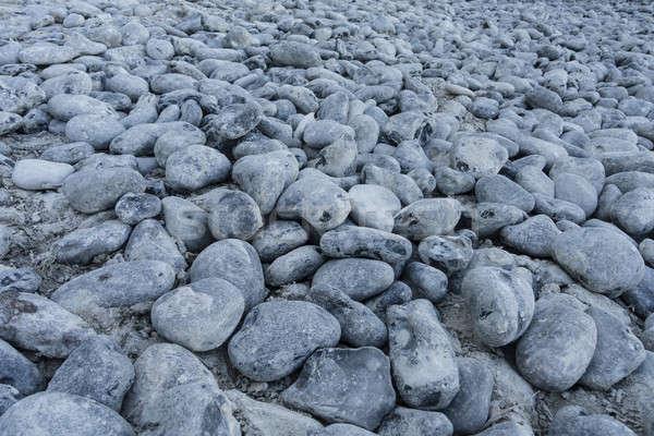Pebbles on the beach Stock photo © AlessandroZocc