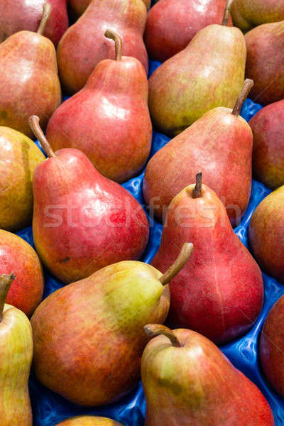 Red and green pears  Stock photo © AlessandroZocc