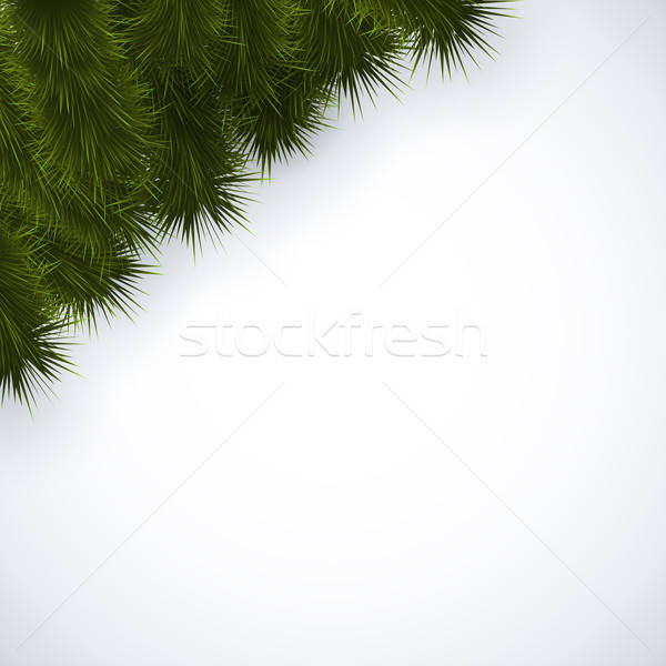 Noël lieu texte classique fond réaliste Photo stock © alevtina